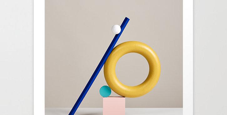 Holger Kilumets | Geometric Compostion 27