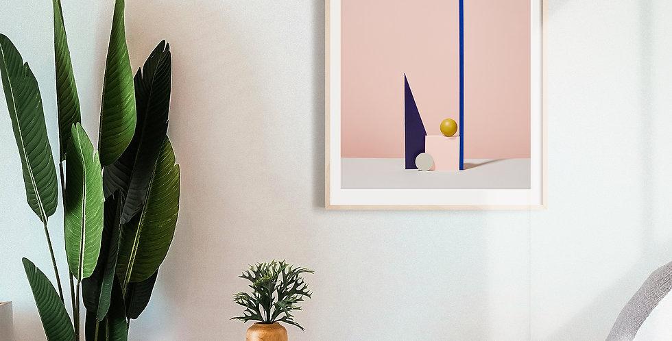 Holger Kilumets | Geometric Compostion 11
