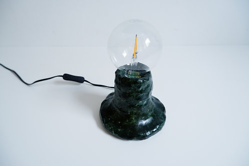 Austeja Platukyte | Invisible Objects Collection | Lighting Object - Spirulina