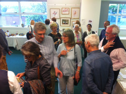 Patcham Arts - Opening, 7 May 2016