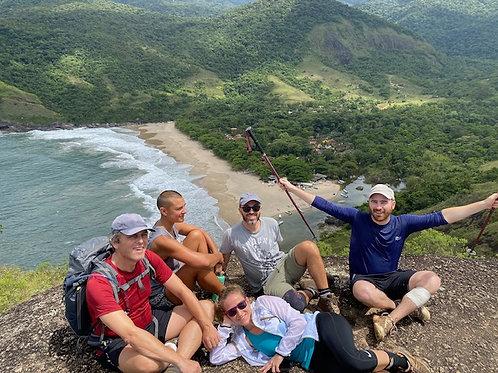 Ilha Bela Trekking
