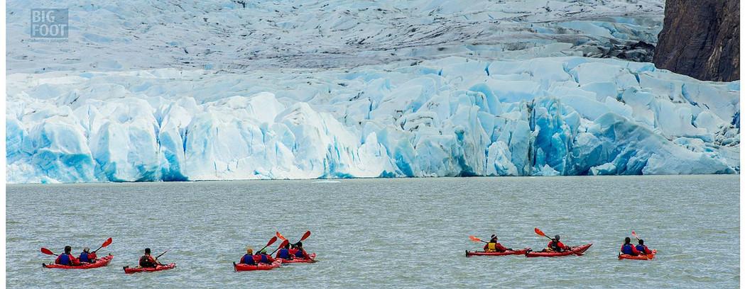 Kayaking on Grey Lake (W and O circuits)