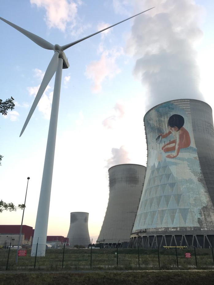 Cruas nuclear plant