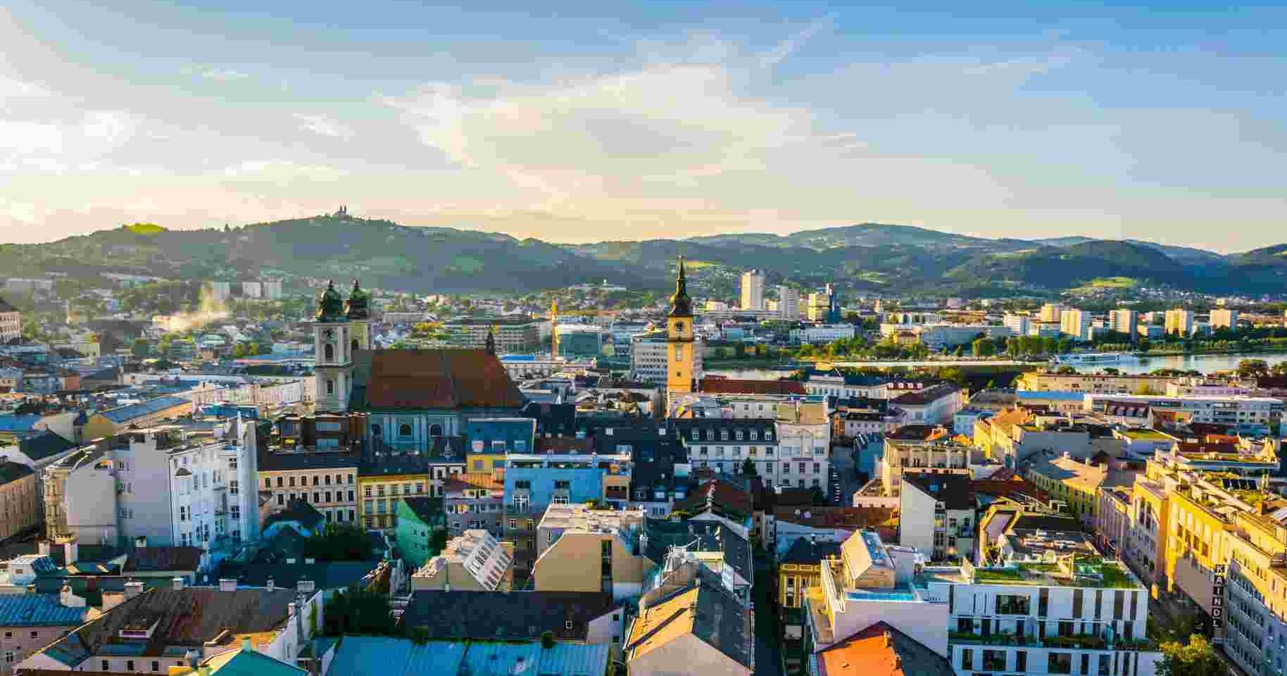Linz (Austria, Day 1)