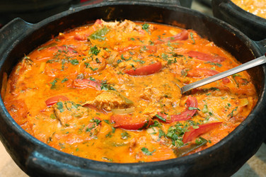 Maranhense fish Stew