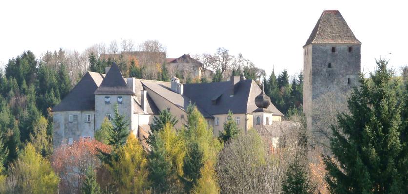 Vichtenstein castle (Austria, Day 1)