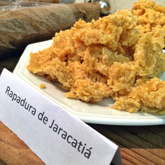 Jaracatiá brown sugar (rapadura)