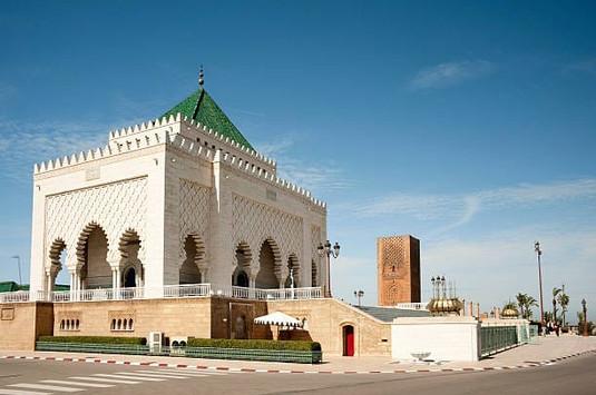 "RABAT,  الرباط in Arabic, ar-Ribaāṭ, literally ""fortified place"", Errbaṭ in Berber"