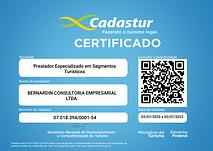 BLtda. - CERTIFICADO CADASTUR (valid. 02