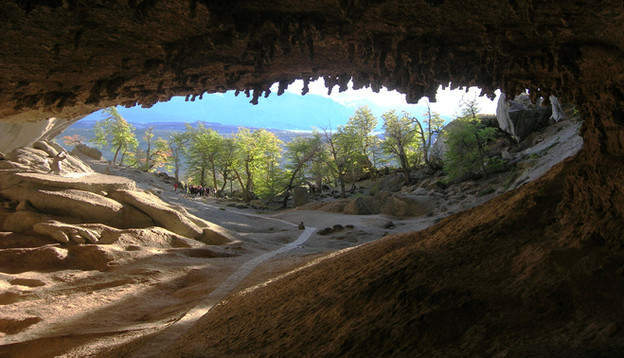 Mylodon Cave (Chile)