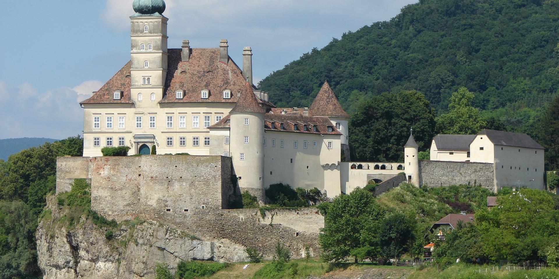 Schönbühel an der Donau castle (Austria, Day 3)