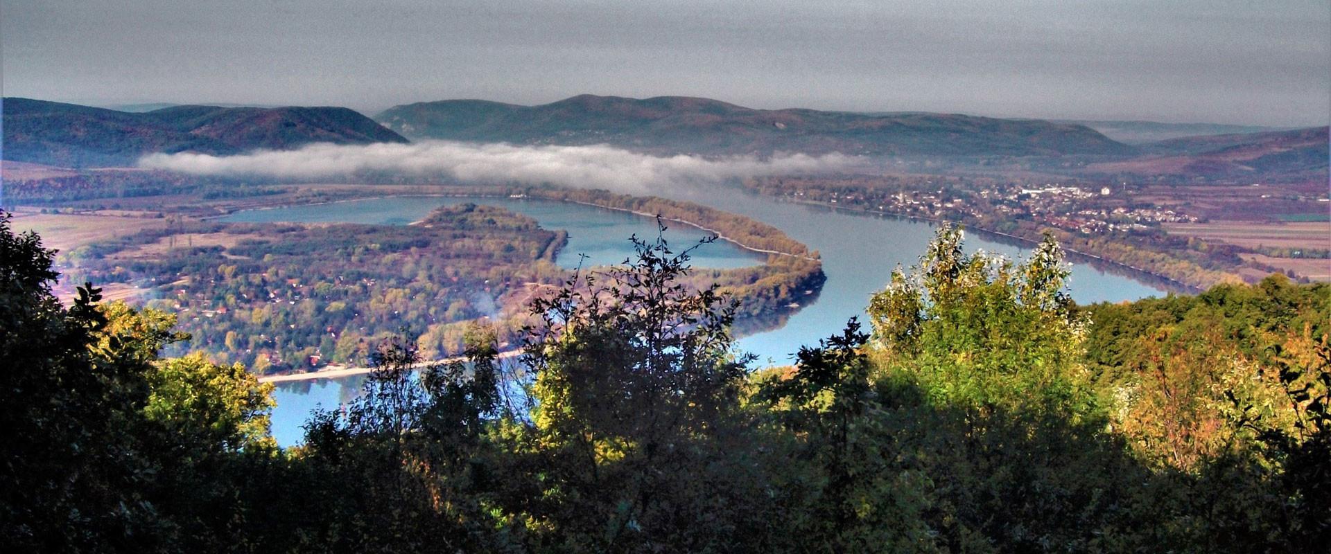 Near Zebegény (Hungary)