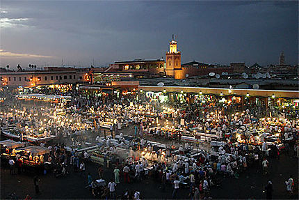 MARRAKECH, Imperial City and turistic capital
