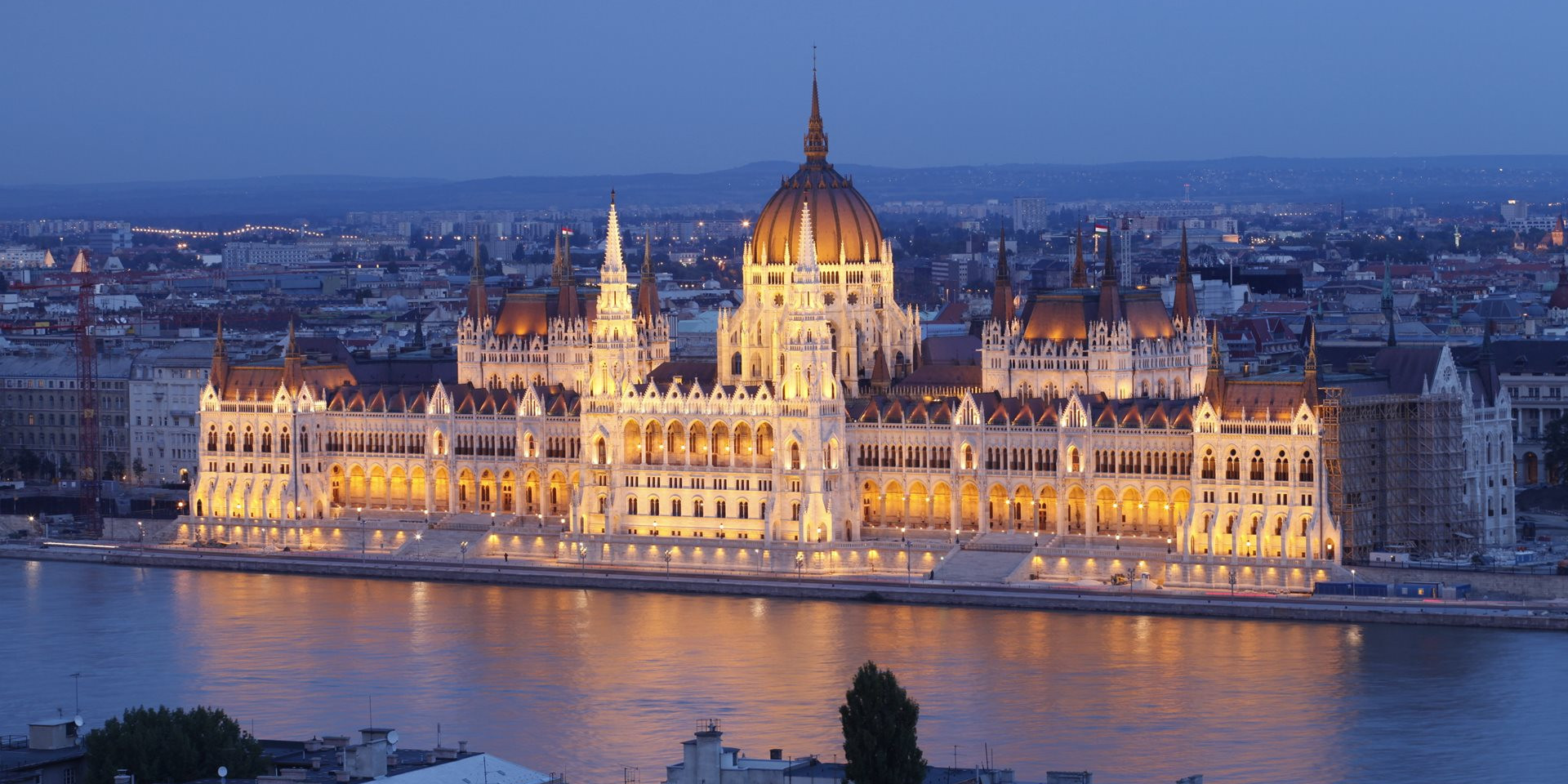 The Parliament, Budapest (Hungary, Day 0)