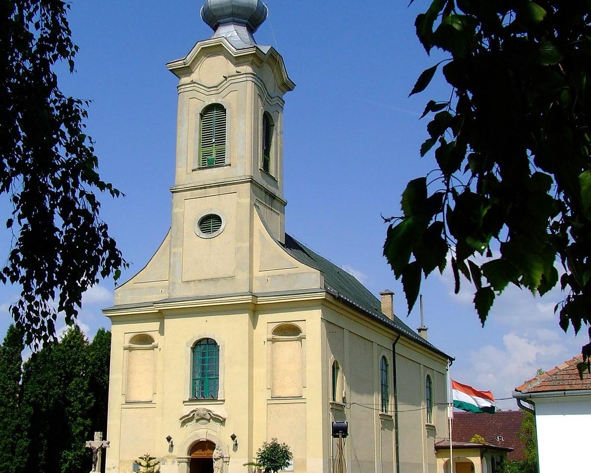 Dunapataj church (Day 2)