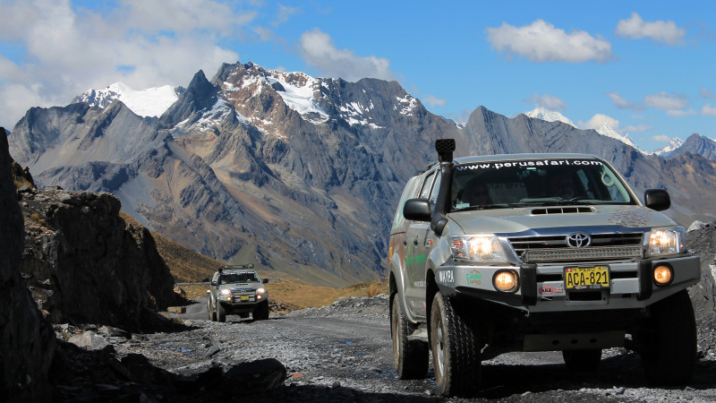 Self driving tour in Patagonia (Chile & Argentina)