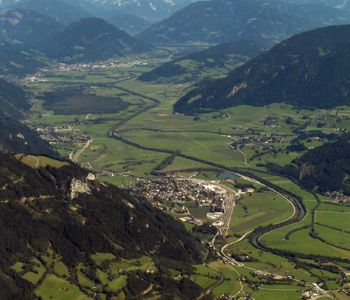 Enns valley (Austria, Day 2)
