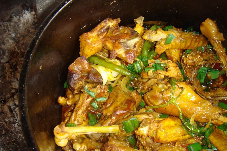 Caïpira chicken