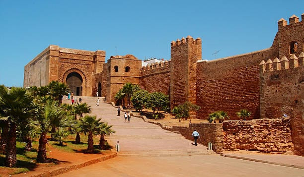 RABAT, Imperial City and the capital of Morocco