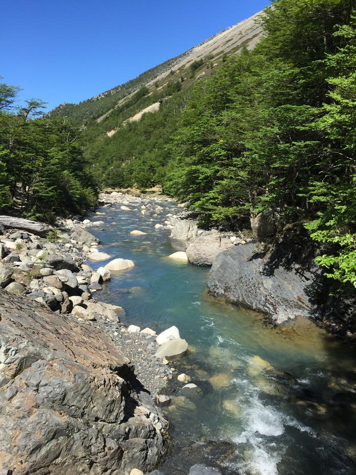 Ascensio River (W and O circuits)