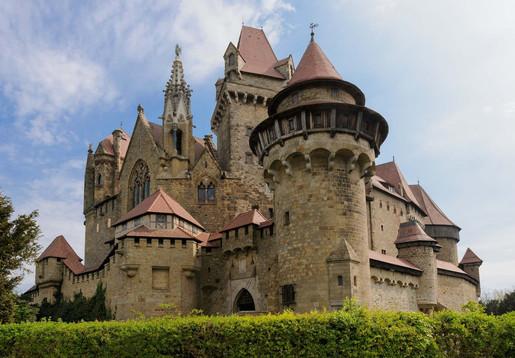 Wordern castle (Austria)
