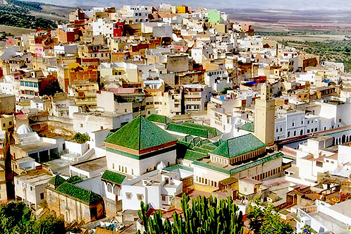 Morocco Imperial Cities SDT