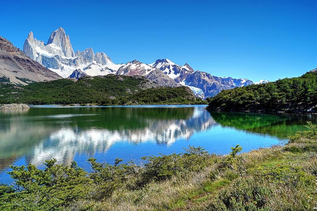 El Chalten and Mount Fitz Roy (Argentina)