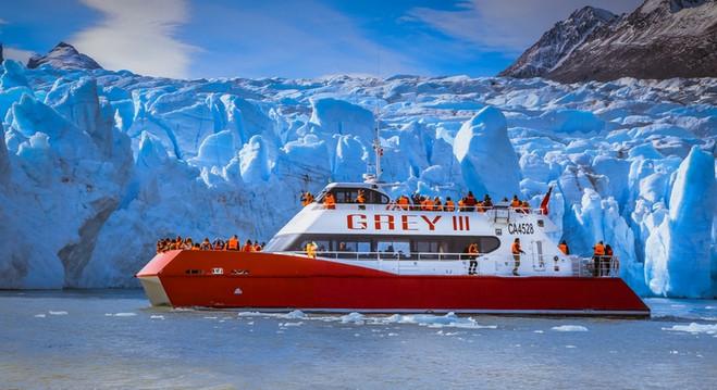 Grey Glacier (Chile)