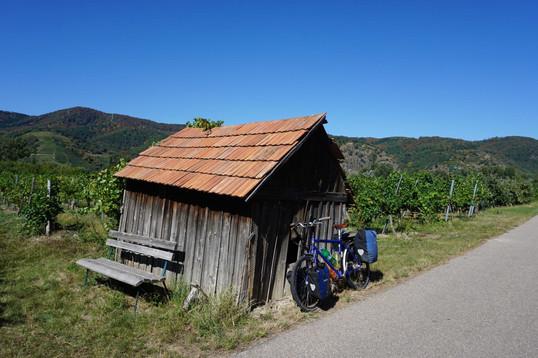 Near Wallenbach (Austria)