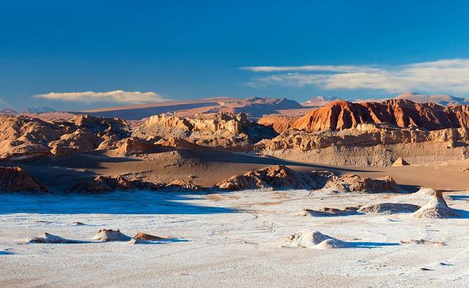 Salar of Atacama (Chile)