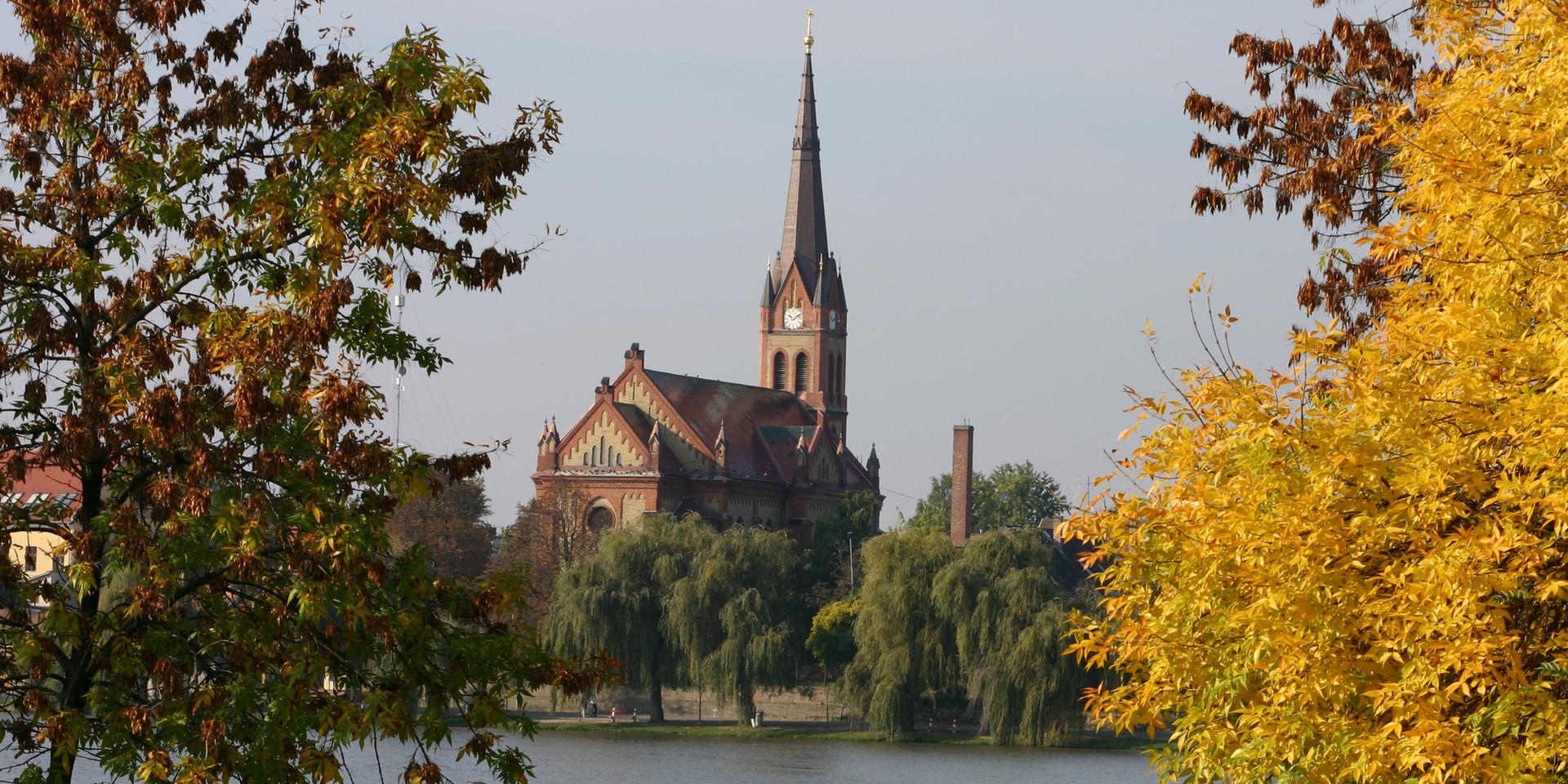 Ráckeve church (Day 1)