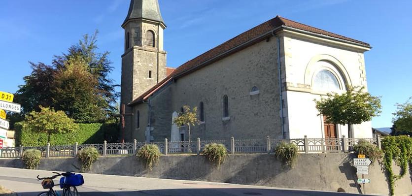 Usinens church (Day 1)