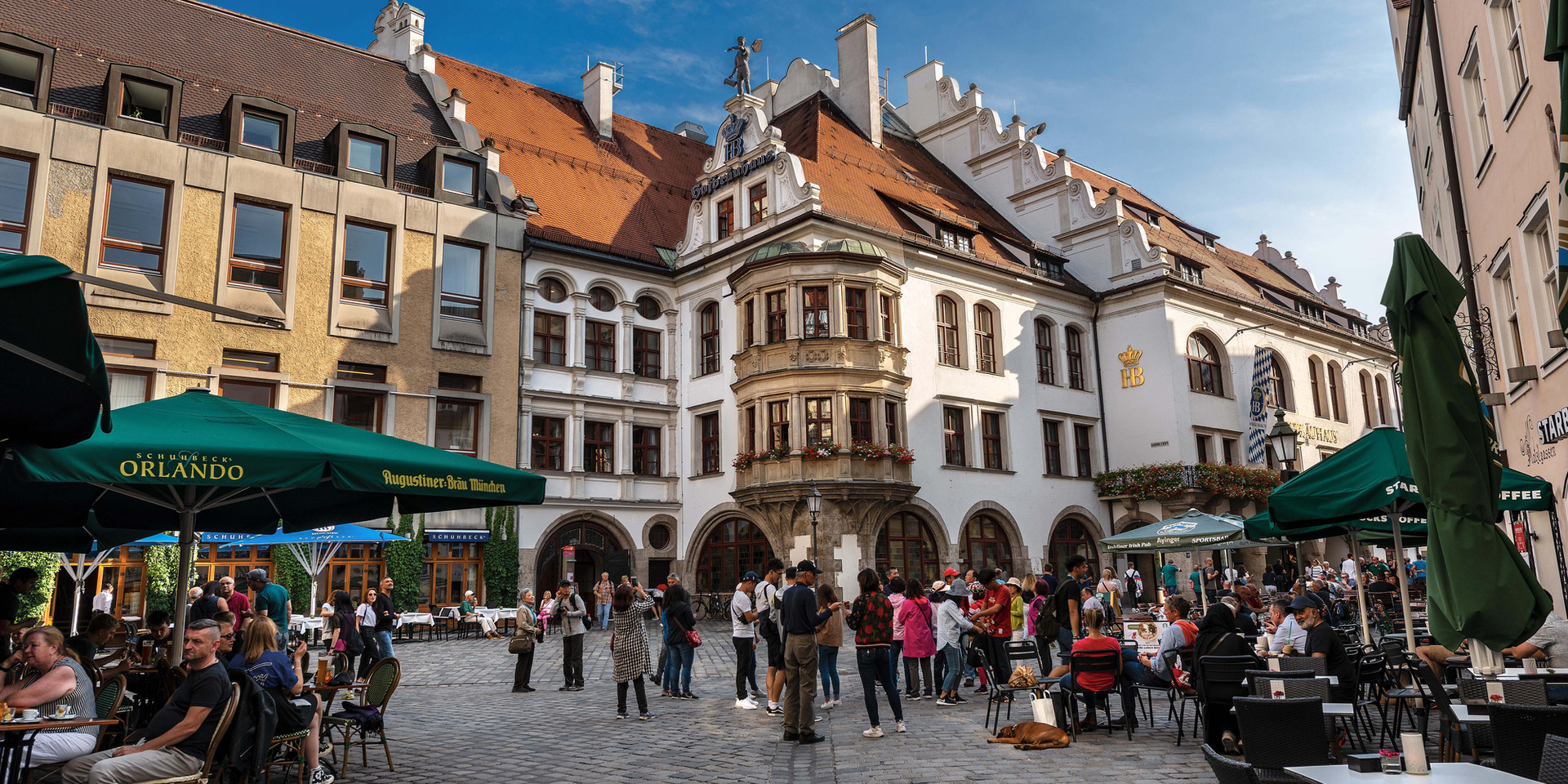 Munich (Germany, Day 0)