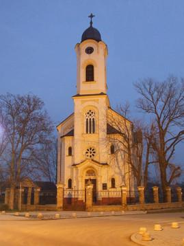 Belegiš church (Serbia)