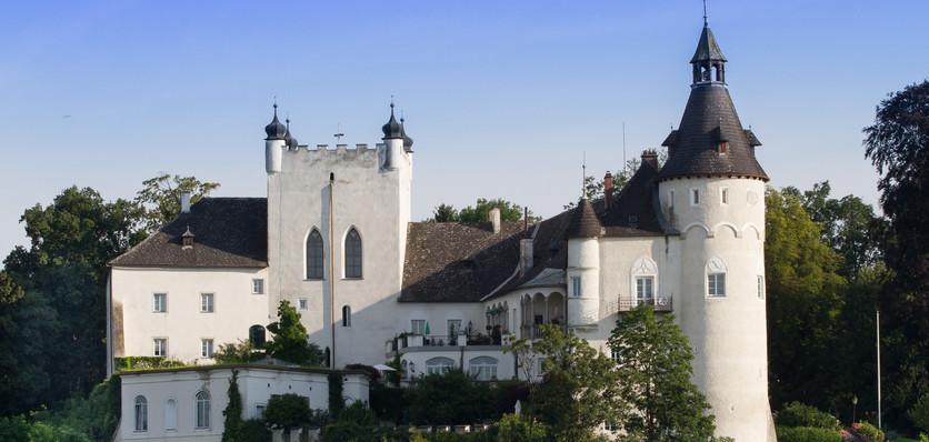 Ottensheim castle (Austria, Day 1)