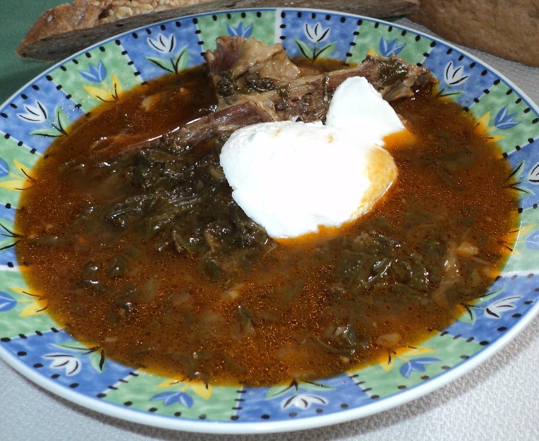 Kapama od jagnjeceg mesa (Serbia)