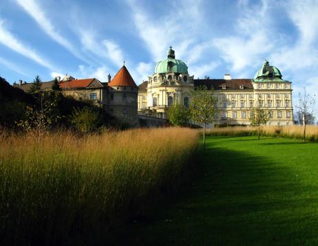 Klosterneuburg castle (Austria)
