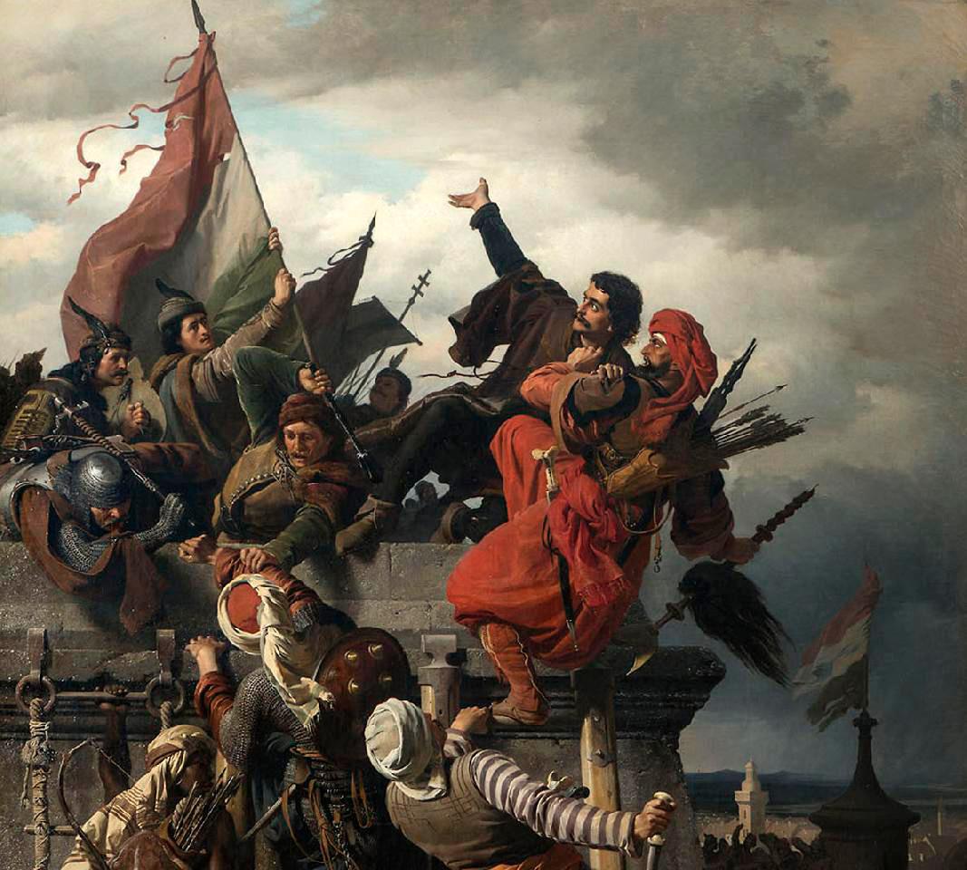 Mohács Battle (Day 4)