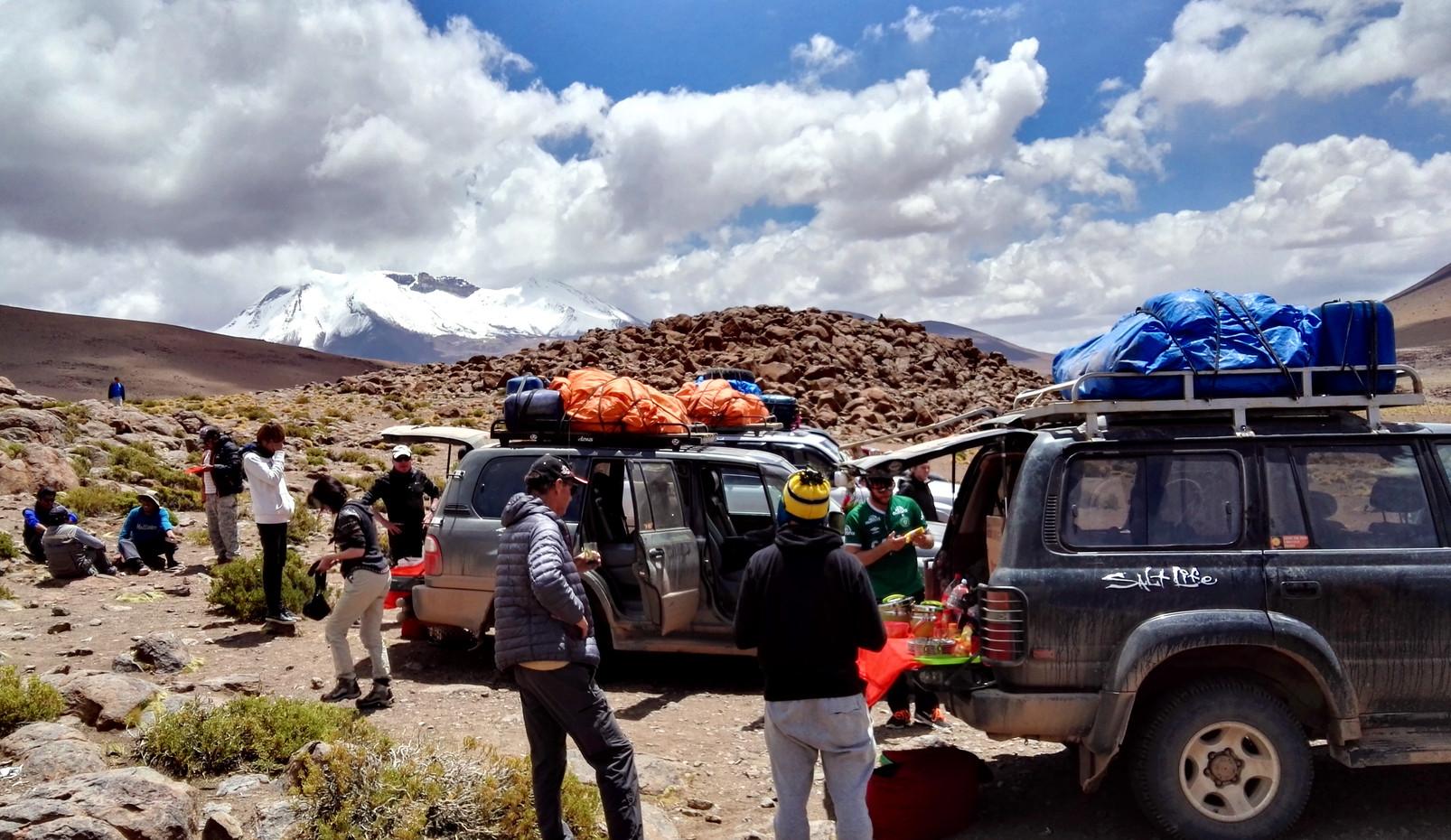 Bolivian Altiplano
