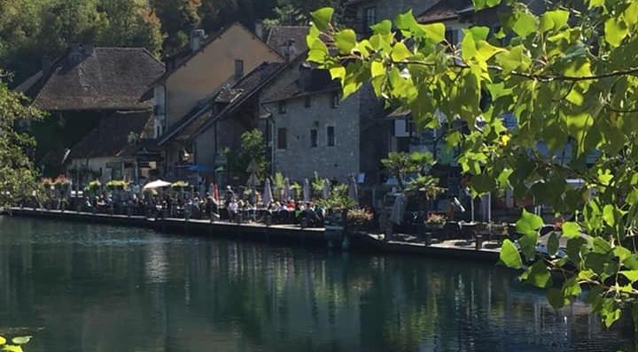 Chanaz, the Venice of Savoie (Day 2)