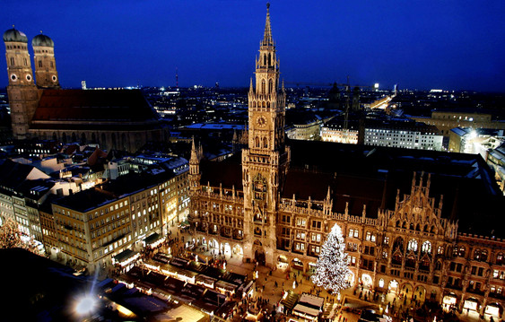 Munich (Germany), our meeting point