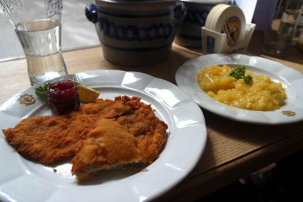 Wiener Schnitzel (Austria)