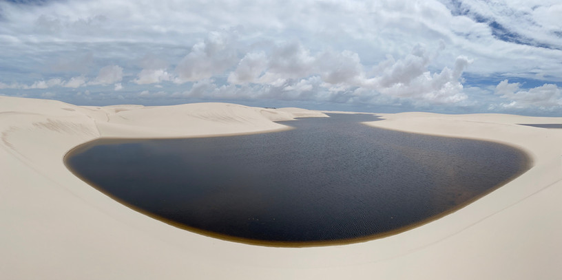 The magnificent freshwater lagoons compete in originality by their shape, color, extent,...