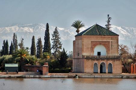 "MARRAKECH, the ""southern pearl"""