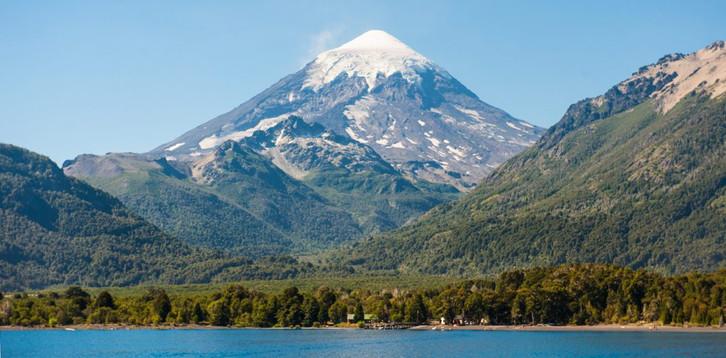 Lanín Volcano (Argentina)