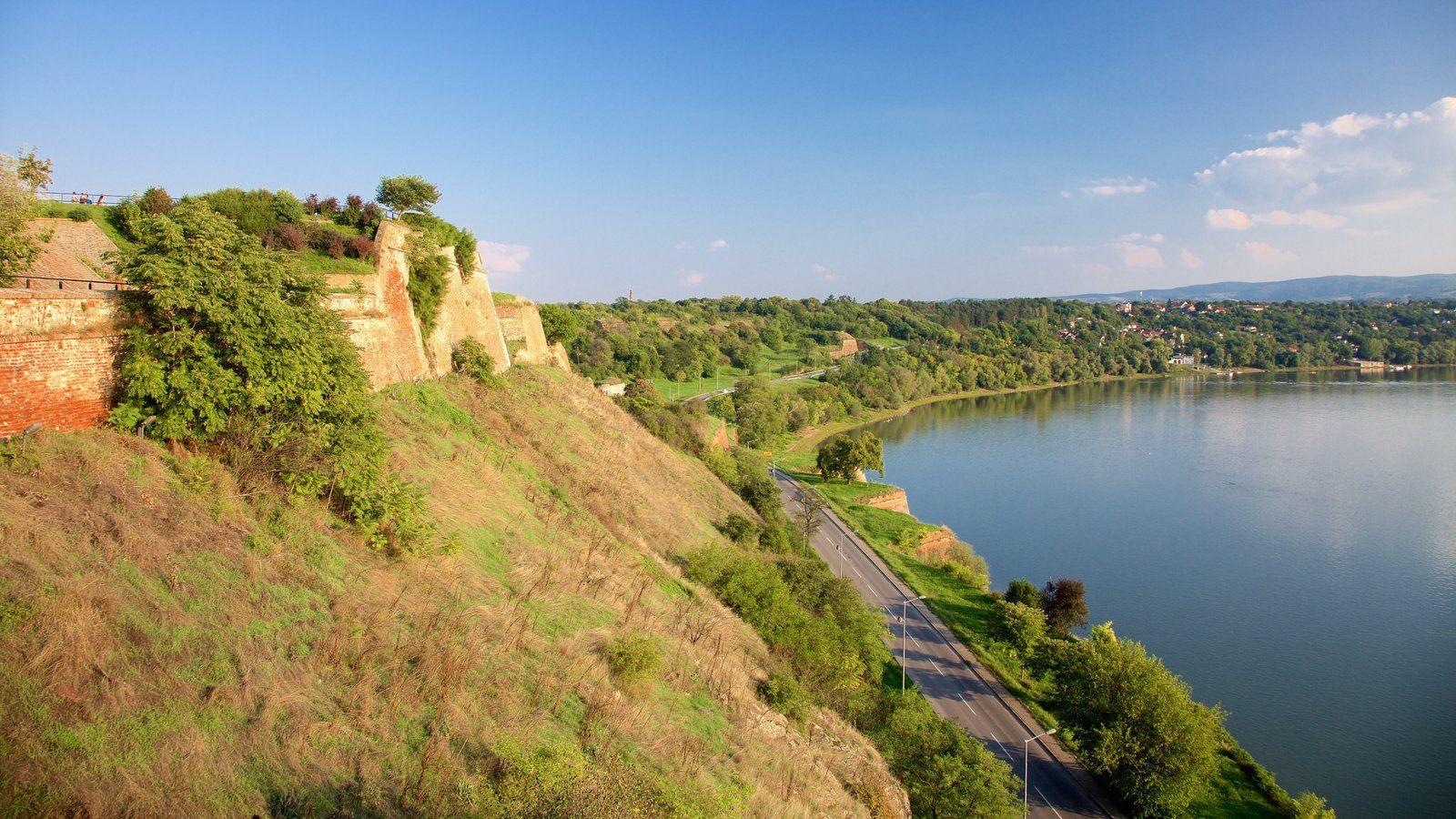 Petrovaradin fortress (Петроварадин, Day 7)