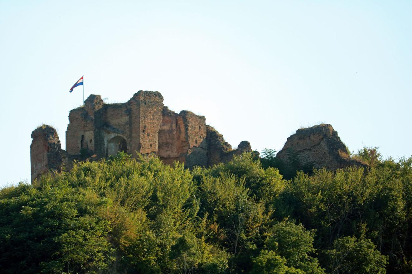 Backa Palanka fortress (Serbia).