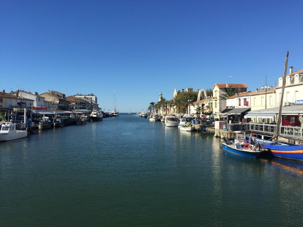 Grau-du-Roi port
