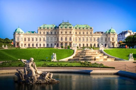 Belvedere Palace, Vienna (Austria)