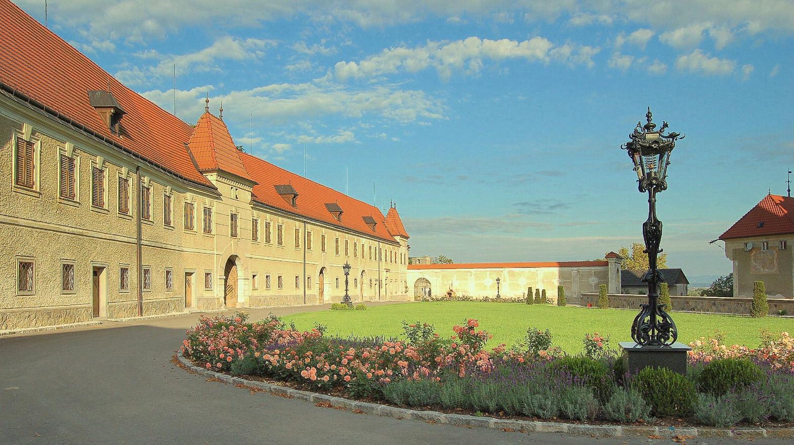 Wallsee castle (Austria)